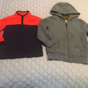 Cozy Pullover and hoodie bundle
